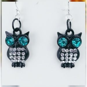 🎃Handmade Owl Earrings🎃
